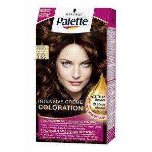 palette intensive creme coloration 365
