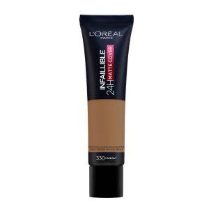 L Oreal Paris Base de maquillaje Infalible Total Cover 000 0000030176751 Front