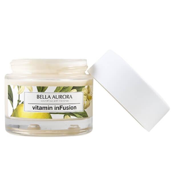 bella aurora Vitamin Tratamiento anti edad día mixta