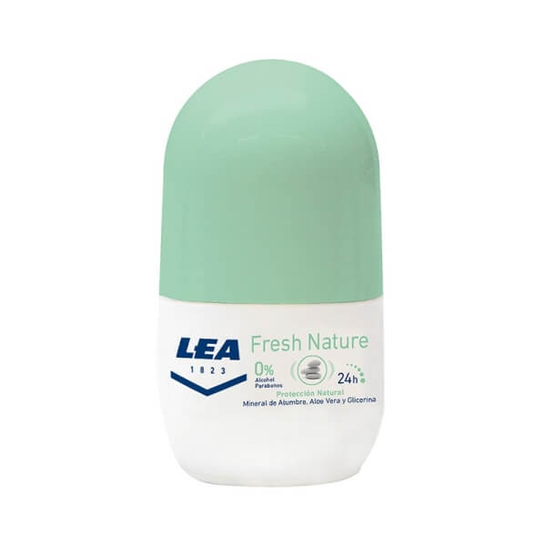lea fresh nature deo roll on mini 20 ml