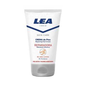 lea skin care crema de pies reparadora con 10 urea 125 ml