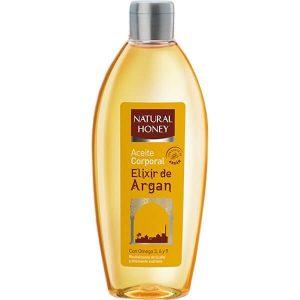 natural honey aceite argan
