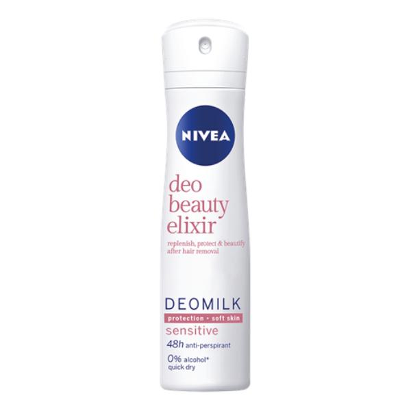 nivea deo srapy beauty sensitive