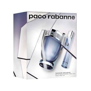 PACO RABANNE INVICTUS SER (EDT SPRAY 100ML+MINI 20ML)