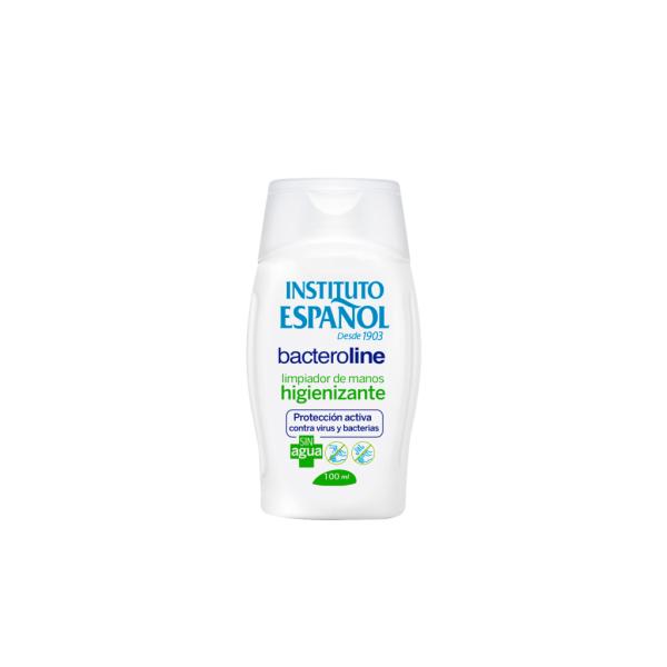 higienizante bacteroline 100