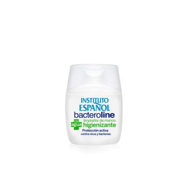 higienizante bacteroline