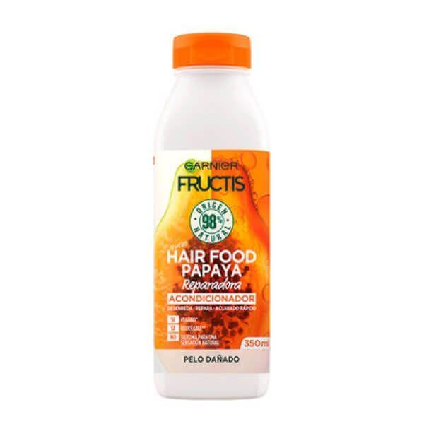 hair food ac papaya