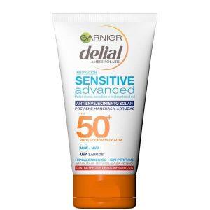 delial facial sensitive fp50