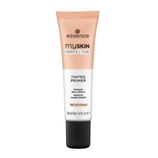 essence prebase de maquillaje my skin perfector 10 light beige