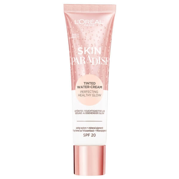 LOREAL WULT SKIN PARADISE MAQUILLAJE FLUIDO num02