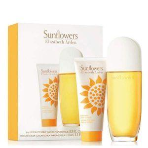 arden-sunflowers-set-edt-100ml-spray-body-cream-100ml