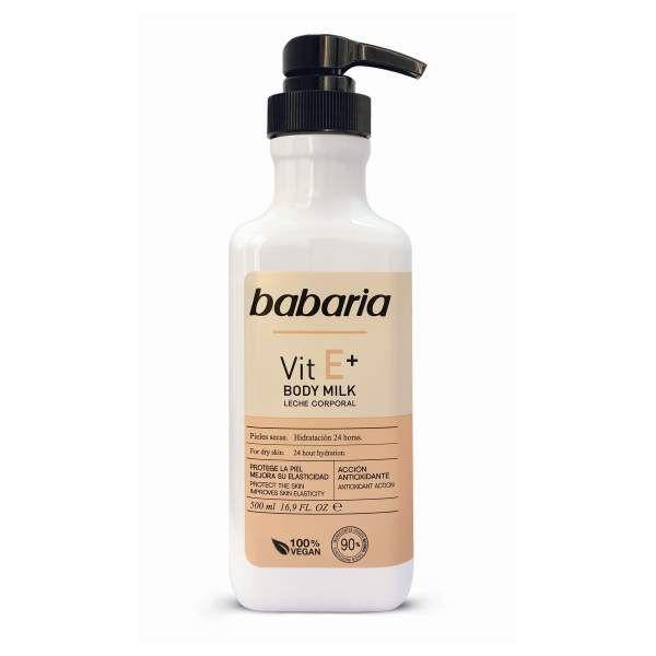 babaria-body-milk-500ml-vtamina-e-dosificador