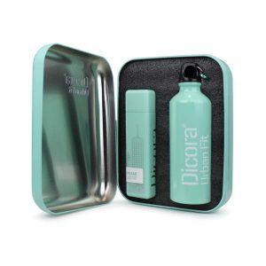 dicora-urban-fit-pack-lata-edt-spray-100ml-botella-gym-miami