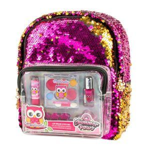 martinelia-shimmer-paws-2-nail-polish-1-lip-gloss-2-lipstick-1-eyeshadow-palette-2-toe-separator-1-pencil-case-backpack