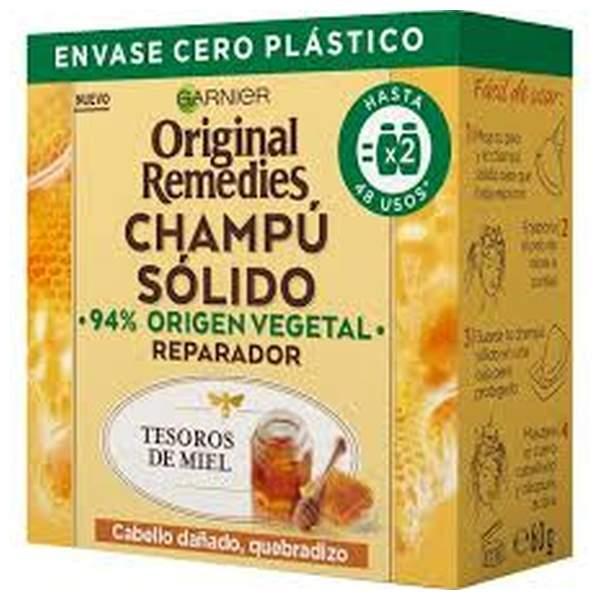 original-remedies-champu-solido-pastilla-60gms-miel