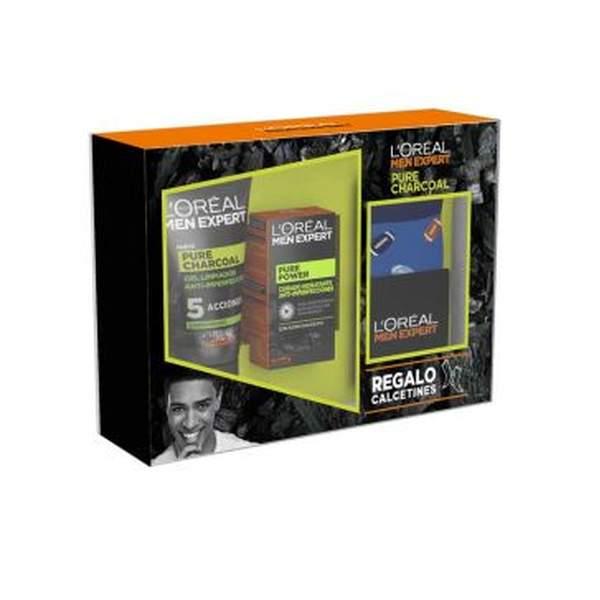 men-expert-cofre-charcoal-crema-hidratante-50ml-gel-charcoal-100ml