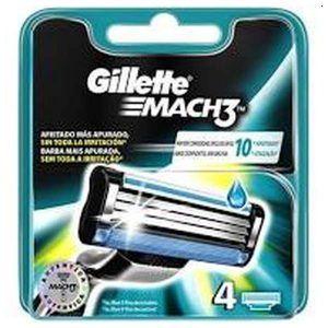 gillette-recambio-maquina-afeitar-mach3-4un